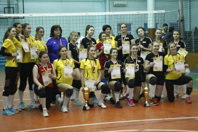 Universiada Republicană la Volei Feminin